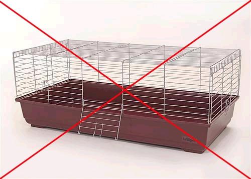 Клетка для кролика в квартиру схема и чертежи