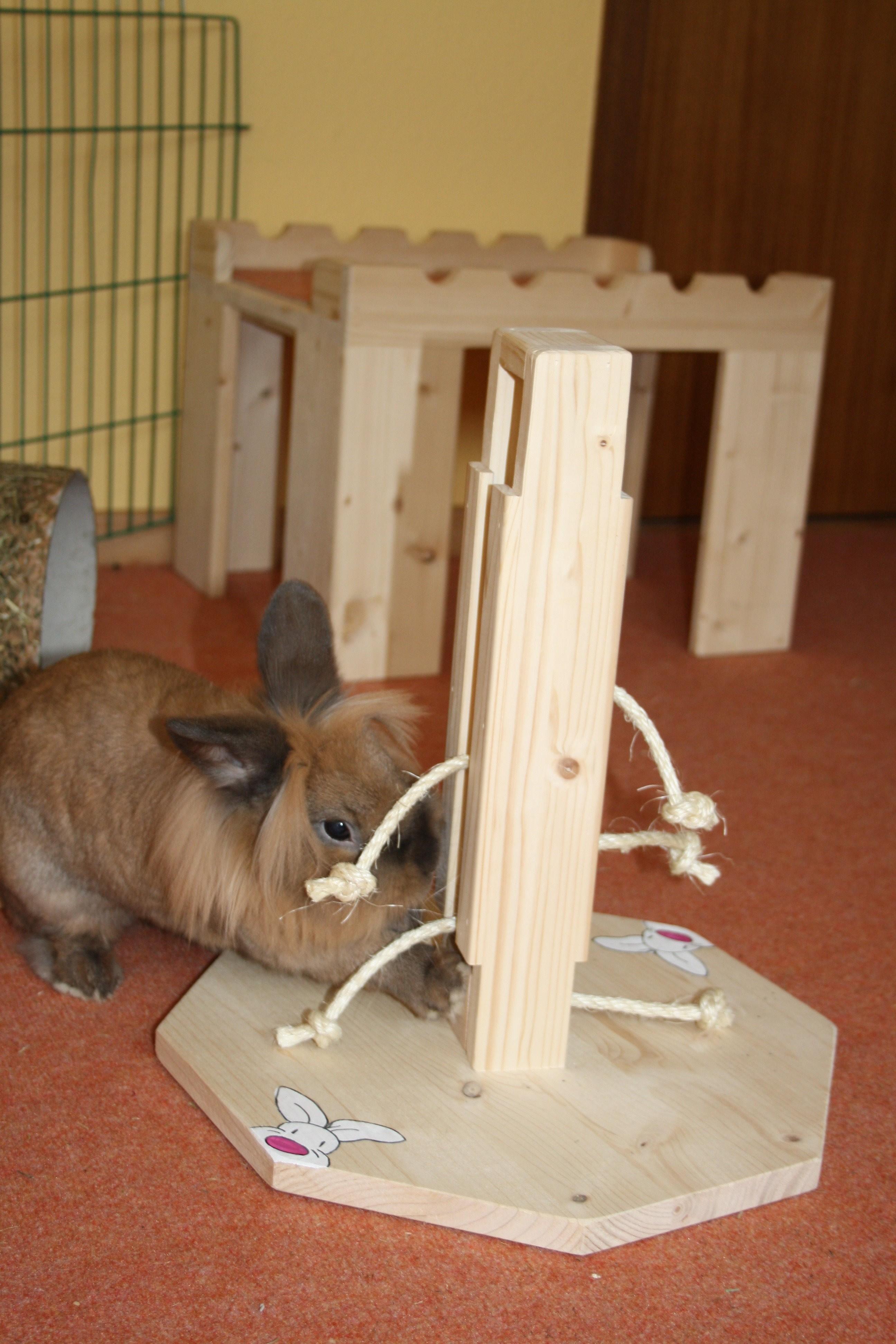 Как сделать игрушку-кролик своими руками